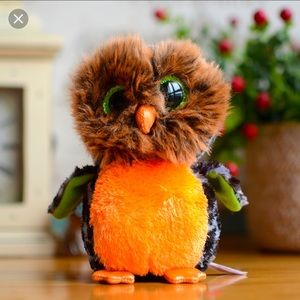 Ty Beanie Boos - Midnight the Owl 6""